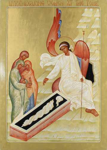 Predica PS SEBASTIAN, Episcopul Slatinei, la DUMINICA MIRONOSITELOR. Cine ne va pravali si noua piatra impatimirii de cele desarte ale lumii?