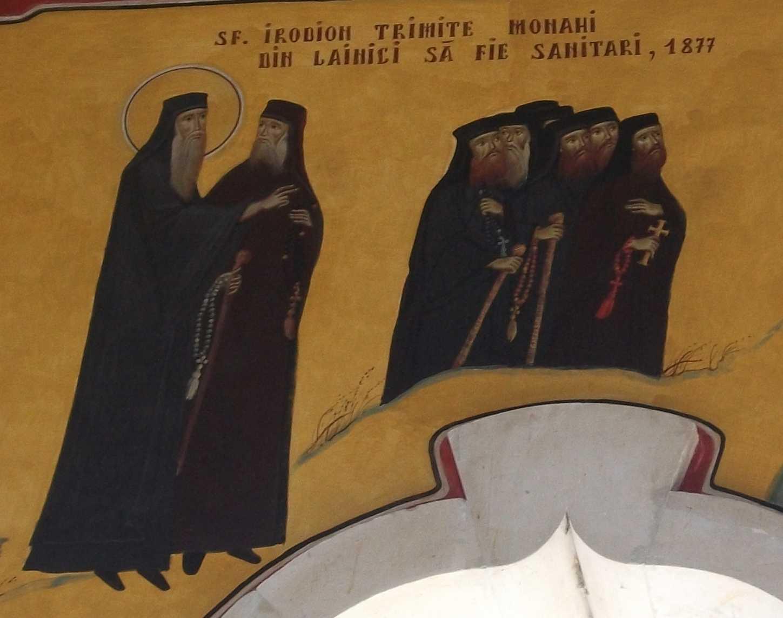 3 mai – Ziua sfantului roman cel mai recent canonizat, IRODION DE LA LAINICI, ucenicul, dar si duhovnicul Sfantului Calinic de Cernica. Aspecte din viata sa