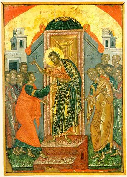 DOMNUL MEU SI DUMNEZEUL MEU! Cugetare duhovniceasca la <b>ranile lui Hristos</b> si la <b>nevoia fiintiala de un Mantuitor</b>. Dar <i>cat de vie mai este credinta noastra?</i>