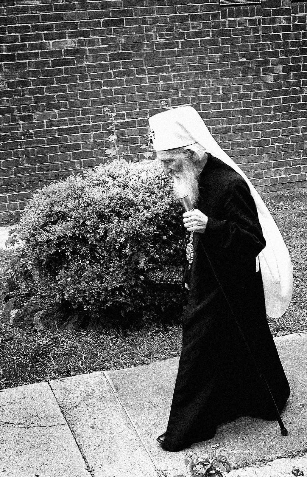 Patriarhul Pavle al Serbiei: A FI OM SI PRINTRE NEOAMENI. <i>&#8220;Cel mai important e ca noi sa nu ajungem lupi&#8221;</i>
