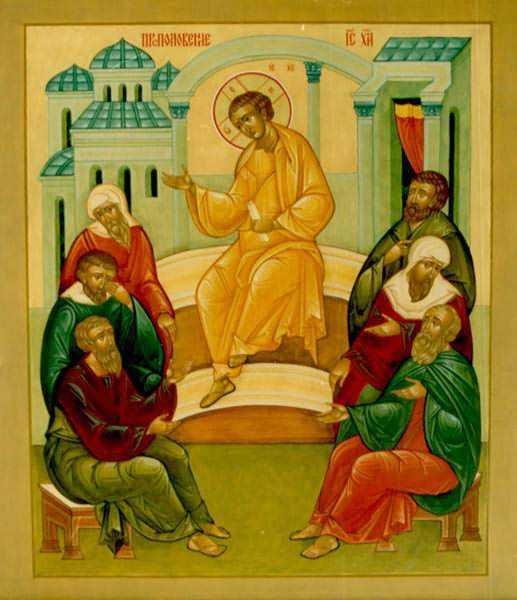 Injumatatirea Praznicului Cincizecimii: HRISTOS IN MIJLOCUL NOSTRU, DAND APA VIE CELOR INSETATI DE NE-LUMESC
