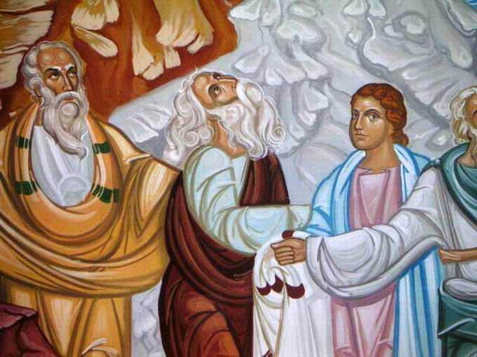 <i>Atintiti cu privirea la Cer…</i> Mitropolitul Hierotheos Vlachos despre TRAIREA EVENIMENTULUI INALTARII LUI HRISTOS IN VIATA PERSONALA