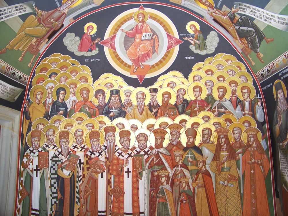 Parintele Staniloae si Parintele Cleopa despre SFINTENIA UNIVERSALA SI SFINTENIA ROMANEASCA