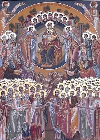 Sfantul Teofan Zavoratul si Parintele Sofian Boghiu &#8211; CUVINTE LA DUMINICA TUTUROR SFINTILOR. <b>Sfintii, faclierii drumului spre vesnicie</b>