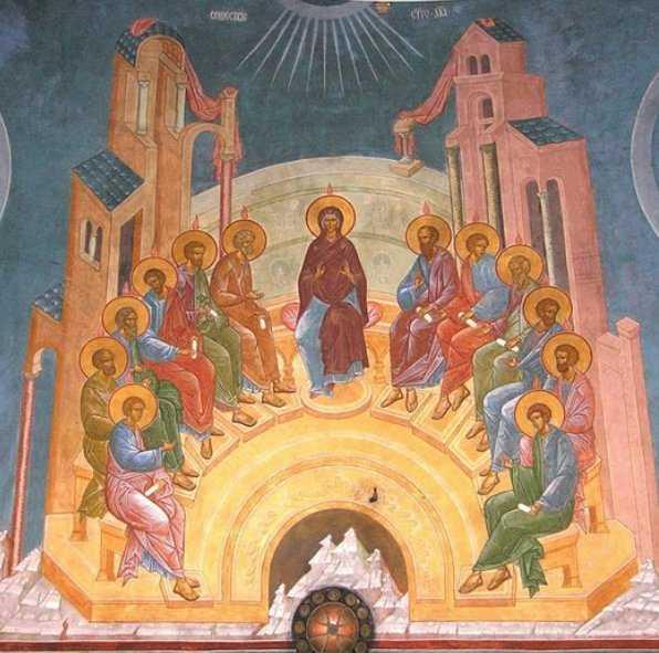 """CUVINTE TARI ALE PARINTELUI COMAN LA CINCIZECIME: <i><b>""""Cine crede ca trebuie sa faca biserici mari pentru a-L face vizibil pe Dumnezeu se amageste!""""</b></i>"""