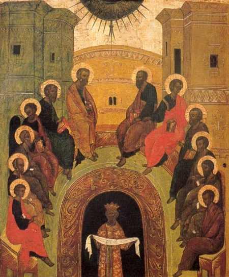 """POGORAREA SFANTULUI DUH. Predica Sfantul Teofan Zavoratul. <i>""""Au nu stiti ca biserica a lui Dumnezeu sunteti si Duhul lui Dumnezeu traieste intru voi?""""</i>"""