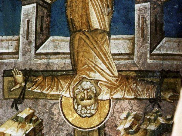 Parintele Constantin Sarbu: SFINTE CUGETARI DESPRE DRAGOSTEA MARTIRICA DE HRISTOS A SFANTULUI APOSTOL PETRU