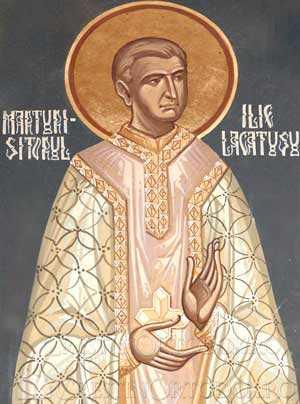 Parintele Dionisie Ignat despre SFANTUL ILIE LACATUSU, preotul temnitelor comuniste proslavit de Dumnezeu cu moaste intregi (+22 iulie 1983)