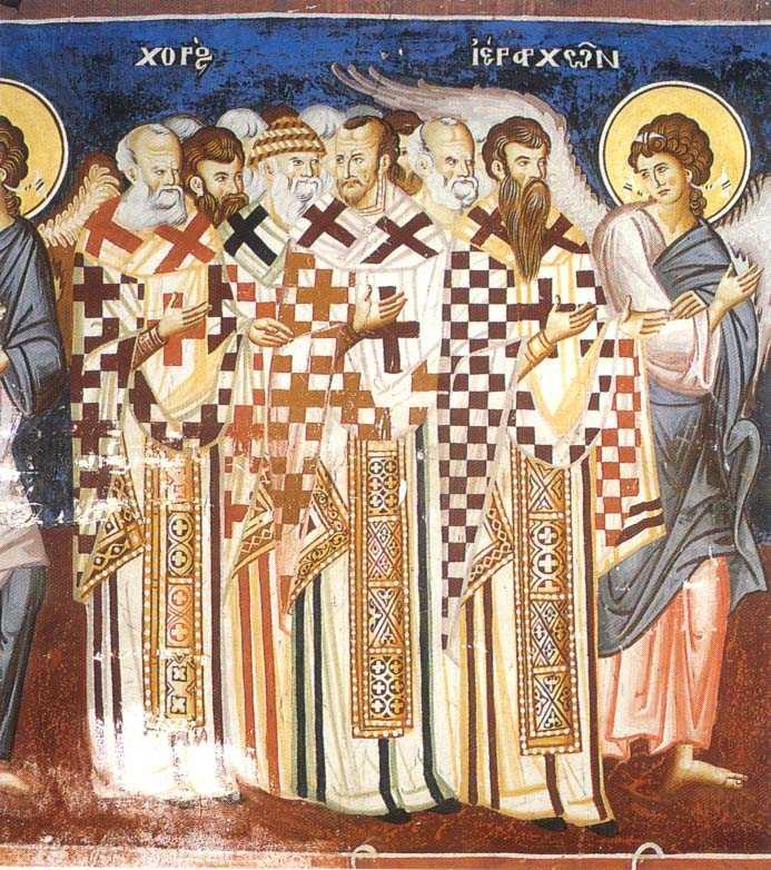 """SFANTUL IOAN GURA DE AUR: <i>""""Cel ce se invata a-l dispretui pe preot, cu timpul Il va dispretui si pe Dumnezeu… Multe se judeca numai din banuiala""""</i>"""