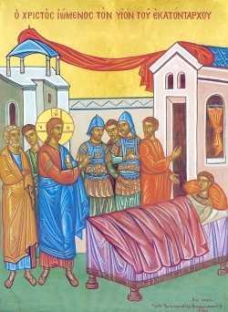 PS Sebastian – predica la duminica a IV-a după Rusalii