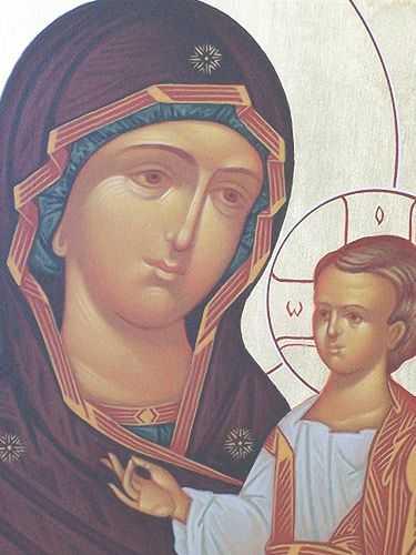 MAICUTA NOASTRA DUPA DUH, MAICA VIETII – cuvinte alese inchinate celei mai sfinte dintre sfinti de SFANTUL SILUAN ATHONITUL