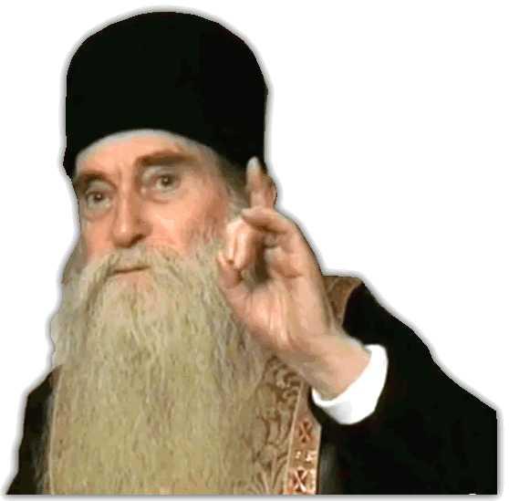 Parintele Arsenie Papacioc: <i><b>&#8220;IN IAD SUNT CEI MAI MULTI CARE VORBESC DE RAU&#8221;; &#8220;Inchide pe Domnul in inima si fii cu luare aminte acolo!&#8221;</b></i>