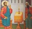 Convorbirea lui Iisus cu Nicodim. NECESITATEA DE A NE SMULGE DIN INERTIA INCONSTIENTEI