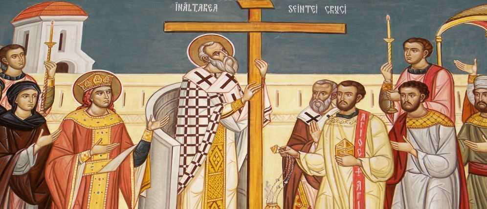 D. INaltari Sf. Cruci