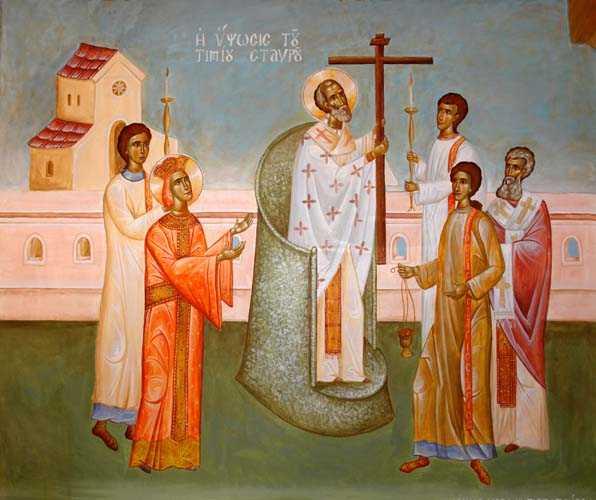 INALTAREA SFINTEI CRUCI. Predicile Sfantului Luca al Crimeei: <i>&#8220;Dumnezeu Si-a ales cele slabe ale lumii, ca sa le rusineze pe cele tari&#8230;&#8221;</i>