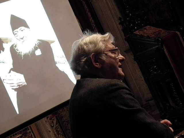 "MARCEL PETRISOR – marturii despre Parintele Adrian Fageteanu si invataminte esentiale: <i><b>""Incercarea in viata e pe masura pretentiilor pe care le are omul""</i></b>"