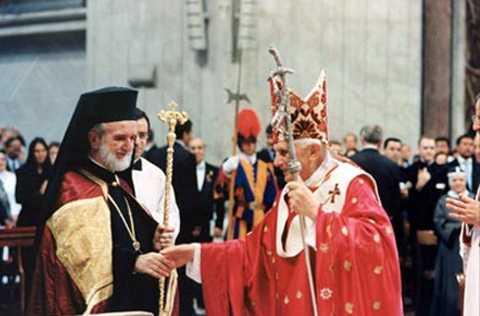 ACORDUL DE LA BALAMAND INTRE ORTODOCSI SI CATOLICI (1993): o analiza critica de parintele Ioannis Romanidis