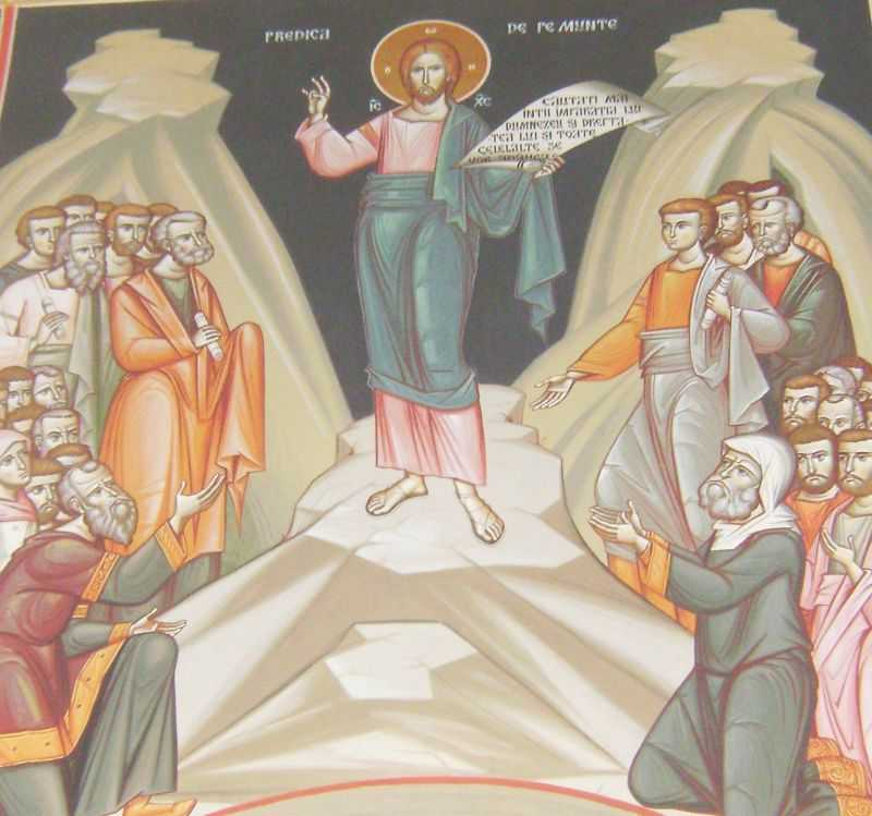 PREDICA DE PE MUNTE. IUBIREA VRAJMASILOR – Predici si talcuiri <i>(IPS Bartolomeu Anania, PS Sebastian, Parintele Coman)</i>