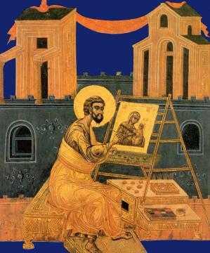 """SFANTUL APOSTOL SI EVANGHELIST LUCA. <i>""""Nu este nimic ascuns, care sa nu se dea pe fata""""</i>"""