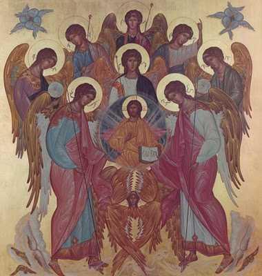 SFINTII ARHANGHELI MIHAIL SI GAVRIIL. Predica Parintelui Sofian despre arhangheli, ingeri si celelalte puteri ceresti