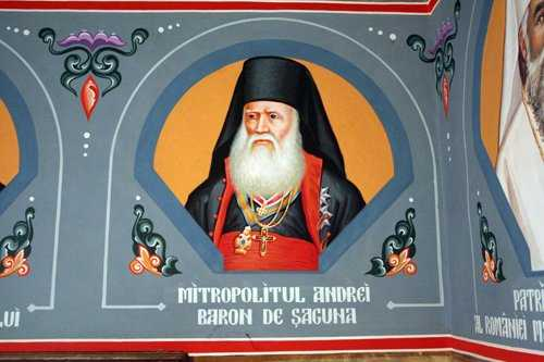 PARINTELE DUMITRU STANILOAE DESPRE SFANTUL ANDREI SAGUNA sau Desteptarea ortodoxa si nationala a romanilor ardeleni