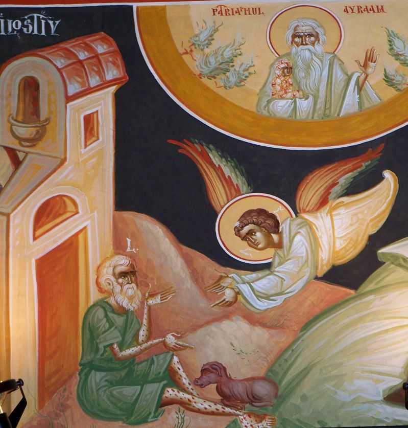 Alte predici care merita ascultate la BOGATUL NEMILOSTIV SI SARACUL LAZAR – Parintele Sofian Boghiu si Parintele Hrisostom (Putna). <b>Pe unde suntem noi?</b>