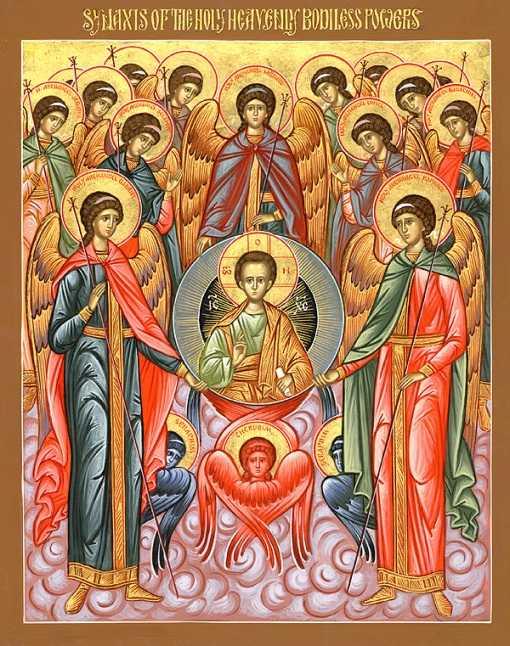 DESPRE INGERI in invatatura ortodoxa, singura adevarata. Care este firea si lucrarea demonilor, ingerii cazuti?
