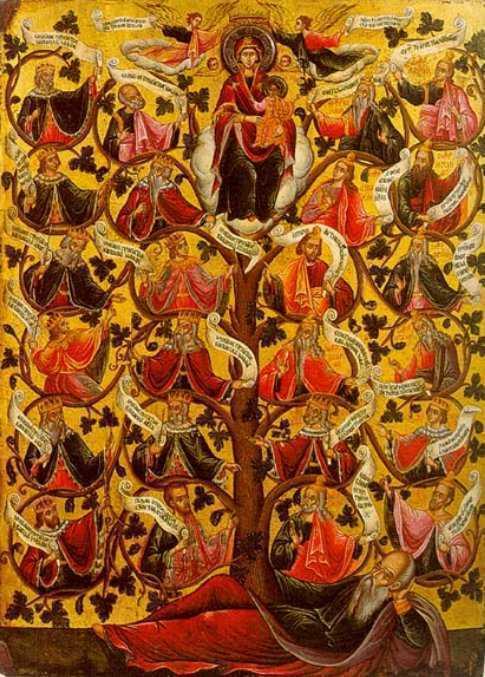 Parintele Constantin Coman despre genealogia dupa trup a Mantuitorului