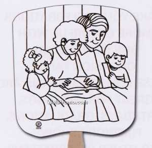 Family-Prayer-U-color-Fans-99719
