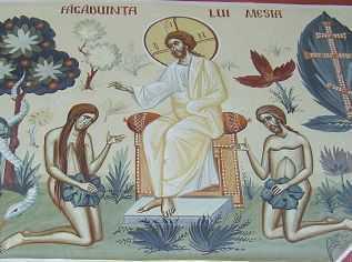Protoparintii cu Hristos - fagaduit