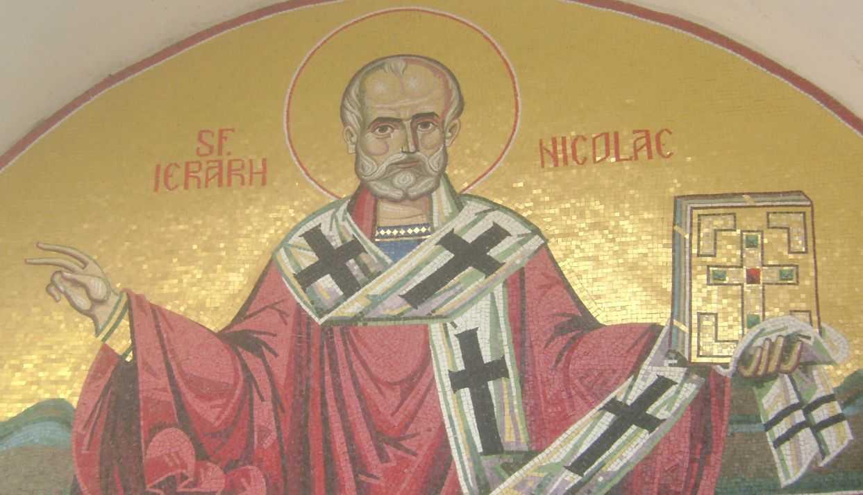 SFANTUL NICOLAE. Predica IPS Bartolomeu Anania (audio), cantari si slujbe inchinate iubitului Mare Ierarh din Mira Lichiei