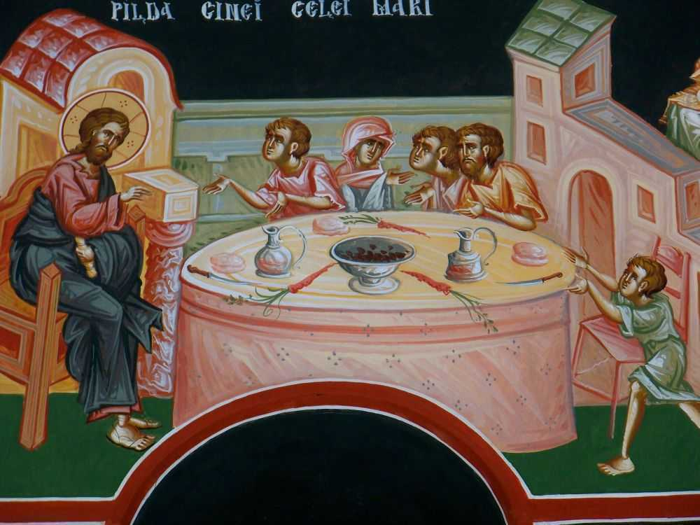 PILDA CELOR POFTITI LA CINA INTR-O LUME A PRETEXTELOR. Predicile IPS Bartolomeu Anania (audio) si PS Sebastian, Episcopul Slatinei