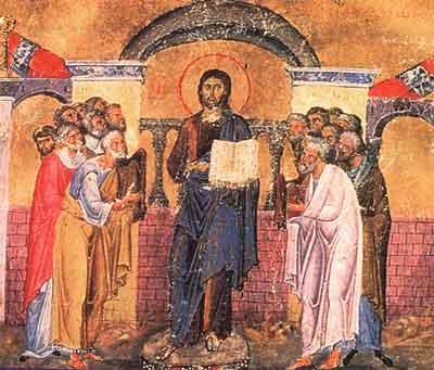 Predica Parintelui Aldea la <i>Duminica dupa Botezul Domnului</i> DESPRE LUMINA ADUSA DE HRISTOS FATA CU MINCIUNA SINCRETISMULUI, GLOBALIZARII SI RELATIVISMULUI RELIGIOS