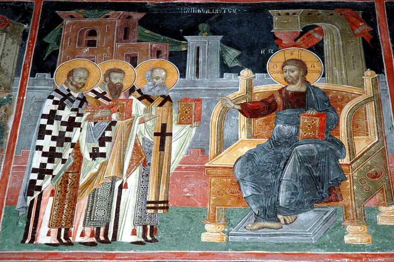 SFINTII TREI IERARHI. Predica Parintelui Sofian. <b>Cum sa le vorbim altora despre Dumnezeu?</b>