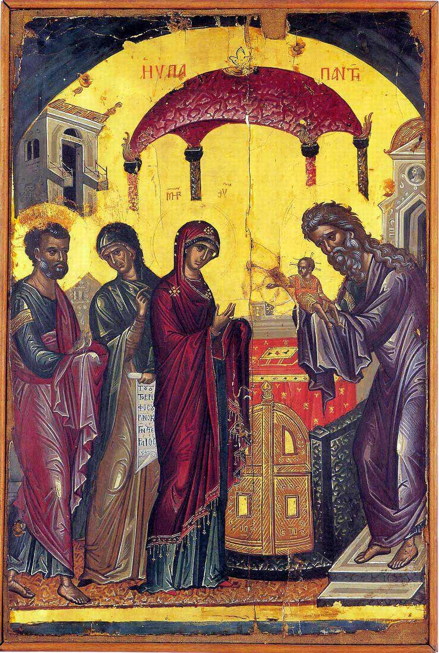 "INTAMPINAREA DOMNULUI – <i>""o sarbatoare a omului traitor in Hristos""</i>. Predica teologica a IPS Hieroteos Vlachos"
