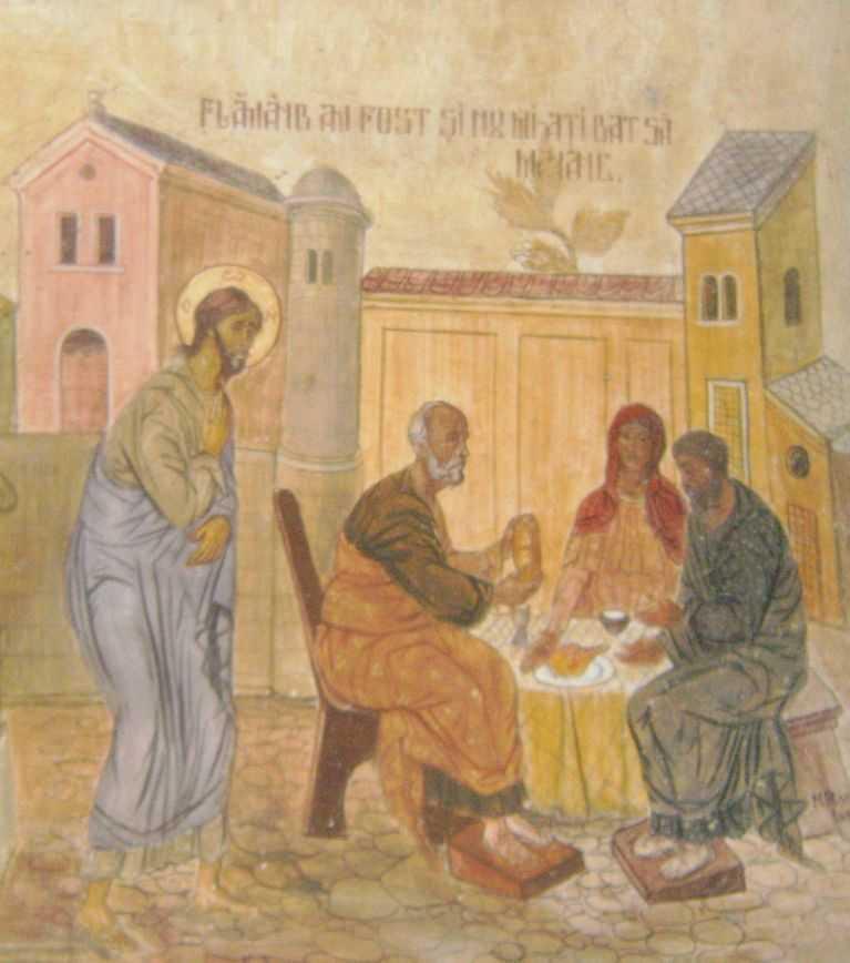 Predicile PS Sebastian si Parintelui Gheorghe Calciu (audio) la DUMINICA INFRICOSATOAREI JUDECATI