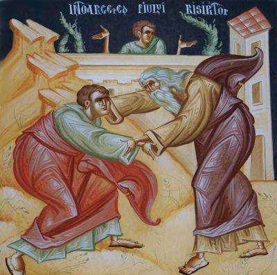 FIUL RISIPITOR SI FIUL CEL MARE: DOUA DRAME. Predica PS Sebastian al Slatinei
