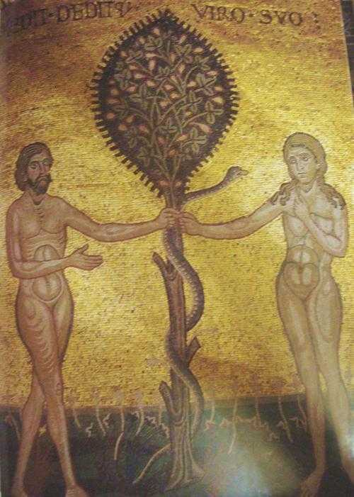 Adam si Eva caderea pacatul stramosesc