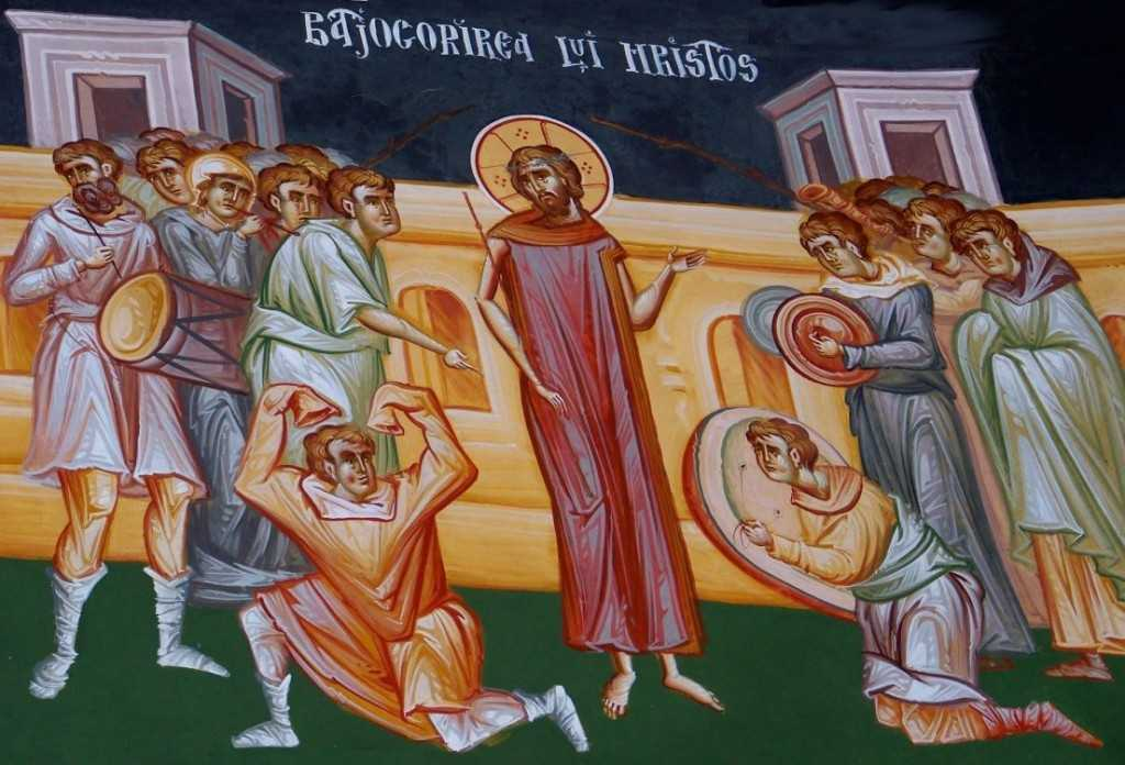 icoana de Mihai Coman, Biserica Sf. Grigorie Palama