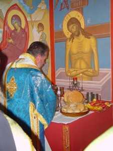 rugaciune preot altar