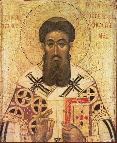 Mitropolitul Ierotheos Vlahos despre IMPORTANTA INVATATURILOR SFANTULUI GRIGORIE PALAMA