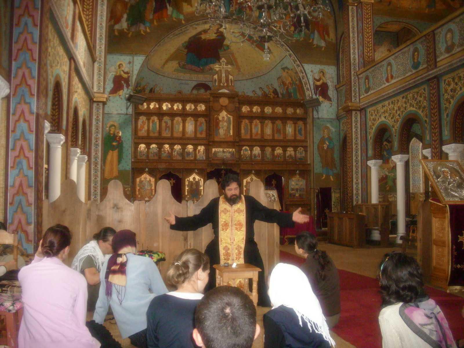 CE INSEAMNA O SPOVEDANIE BUNA? Raspunsuri de mare folos de la Parintele Ciprian Negreanu (Cluj-Napoca)