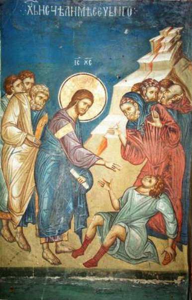 Predica PS Sebastian la vindecarea fiului lunatic (demonizat): CE INSEAMNA POSTUL DEPLIN SI RUGACIUNEA ADEVARATA? Sa scoatem raul si demonii din noi!
