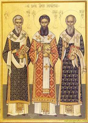Fotie cel Mare, Grigorie Palama, Marcu al Efesului