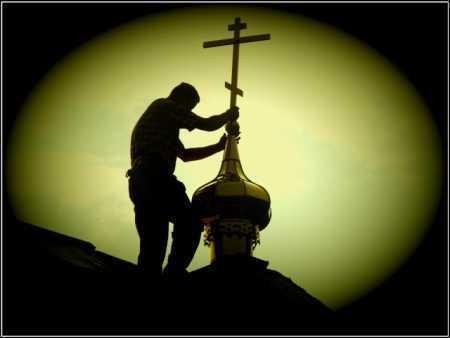 ridicarea crucii