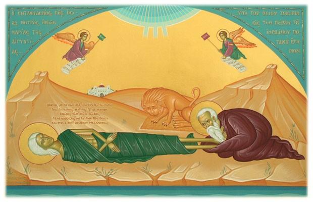 Predica PS Sebastian la DUMINICA CUVIOASEI MARIA EGIPTEANCA. Invitatie la INCREDERE IN DRAGOSTEA LUI DUMNEZEU si la POCAINTA