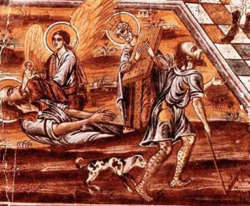 Predica audio la DUMINICA BOGATULUI NEMILOSTIV a Arhim. Hrisostom Radasanu: PRETENTII SI SIMPLITATE