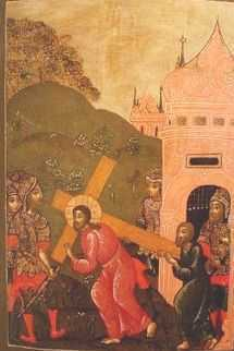 Hristos pe drumul Crucii