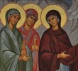 "DUMINICA FEMEII CRESTINE. Cuvinte emotionante ale pr. Constantin Coman despre ""teologia"" vie a IMBRATISARII curate si a CANDELEI aprinse"