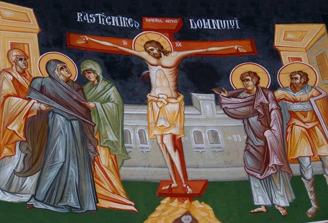 RASTIGNIREA DOMNULUI. Meditatie zdrobitoare la patimile lui Hristos. <b>Talcuirea celor 7 cuvinte rostite pe Cruce de Mantuitorul</b>
